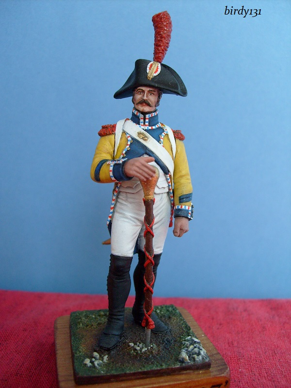 vitrine birdy131 (Ier empire 54 et 90 mm & 14/18 ) Officier de la Jeune Garde (MM) - Page 3 S7302331