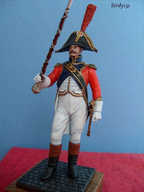 vitrine birdy131 (Ier empire 54 et 90 mm & 14/18 ) Officier de la Jeune Garde (MM) S7302333