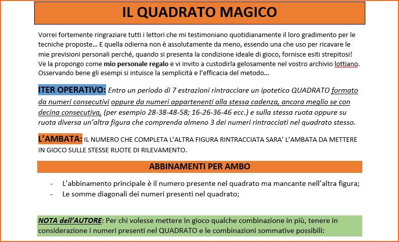 TECNICA IN REGALO: Il quadrato magico... Foto1_10
