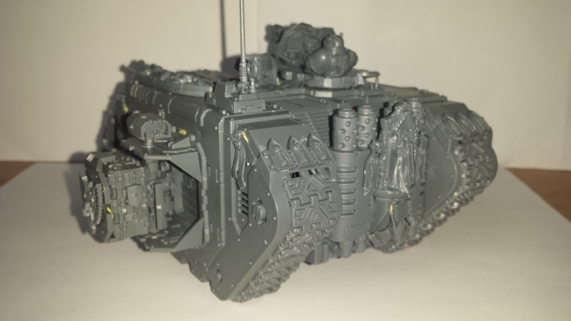 [wedge/ dark angels ] Land Raider Crusader DEATHWING  le Fortress of caliban 20141134