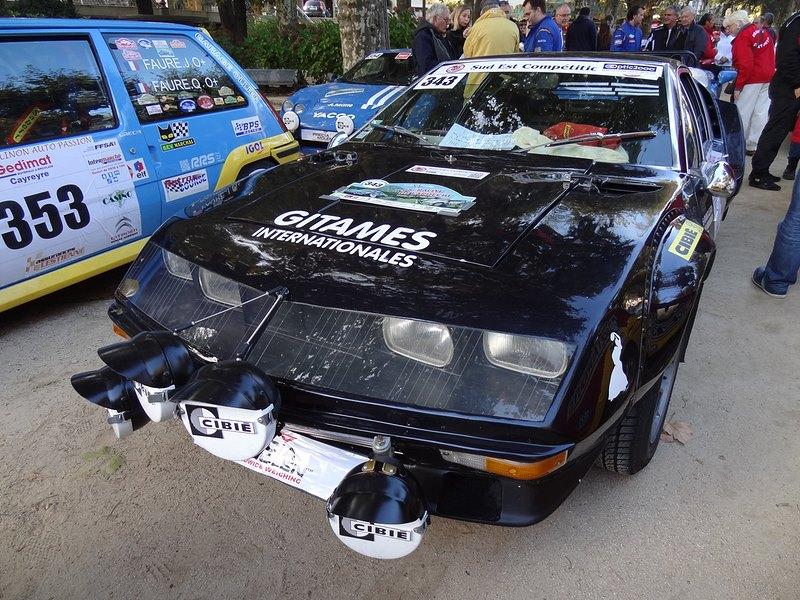 Rallye de l'Ardèche - Novembre 2014 10500510