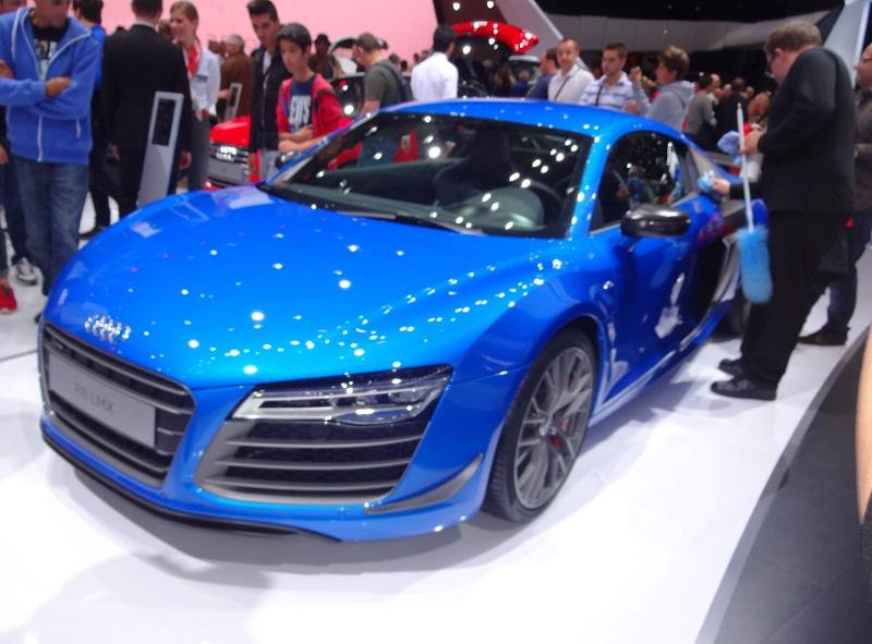 Mondial de l'auto PARIS - octobre 2014 (suite) Dsc03525