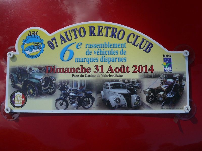 "Exposition ""les marques disparues"" 31-08-2014 à Vals les Bains (07) P1240210"