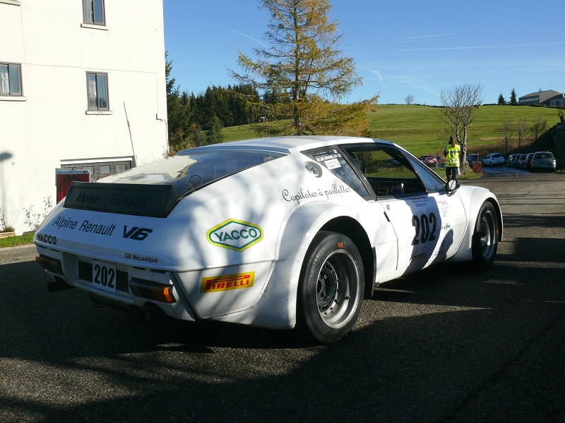 Rallye de l'Ardèche - Novembre 2014 P1240510