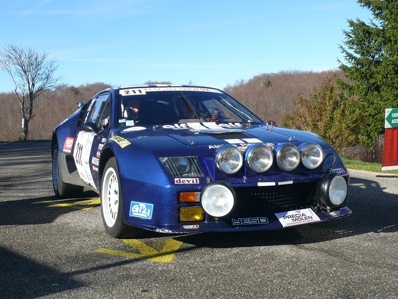 Rallye de l'Ardèche - Novembre 2014 P1240518