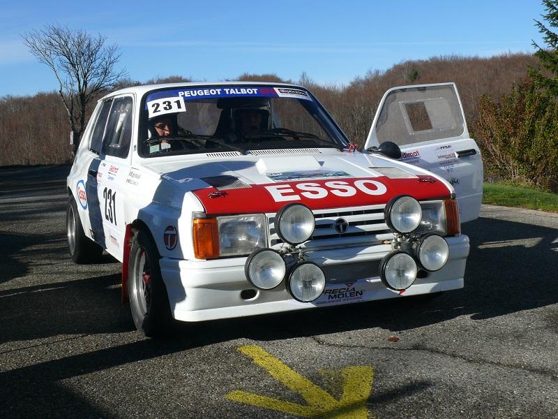 Rallye de l'Ardèche - Novembre 2014 P1240519