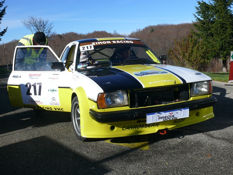 Rallye de l'Ardèche - Novembre 2014 P1240521