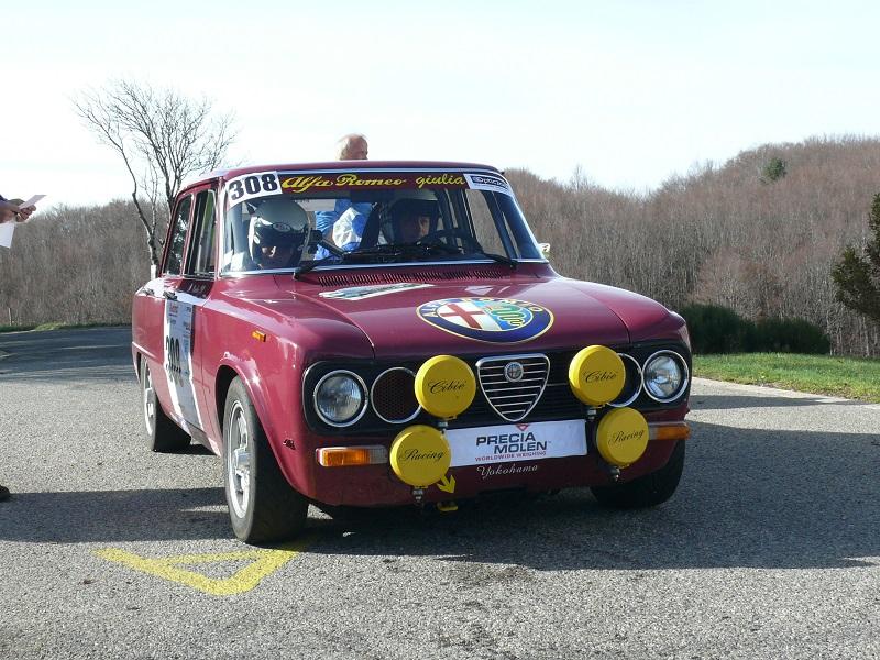 Rallye de l'Ardèche - Novembre 2014 P1240525
