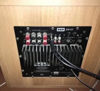 Passo alla biamplificazione e al 2.1. Frontali e subwoofer in comune tra sistemi hifi 2.1 e sistema multicanale 7.1. Problemi di setup 0185ba10