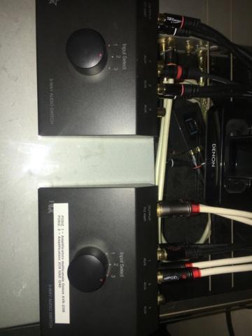 Passo alla biamplificazione e al 2.1. Frontali e subwoofer in comune tra sistemi hifi 2.1 e sistema multicanale 7.1. Problemi di setup 5150b710