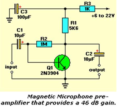 أنظمة مكبرات الصوت المرتكزة على الترانزستورات :  311