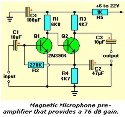 أنظمة مكبرات الصوت المرتكزة على الترانزستورات :  411