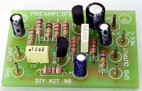 أنظمة مكبرات الصوت المرتكزة على الترانزستورات :  910