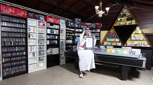 Le plus grand collectionneur NINTENDO au monde Dubai11