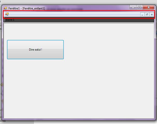 Problèmes MDI Screen11