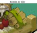 Indices Chasse aux trésors et Portail. Rondin12