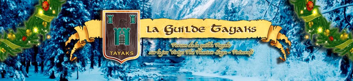 Guilde TAYAKS - Therian Saga