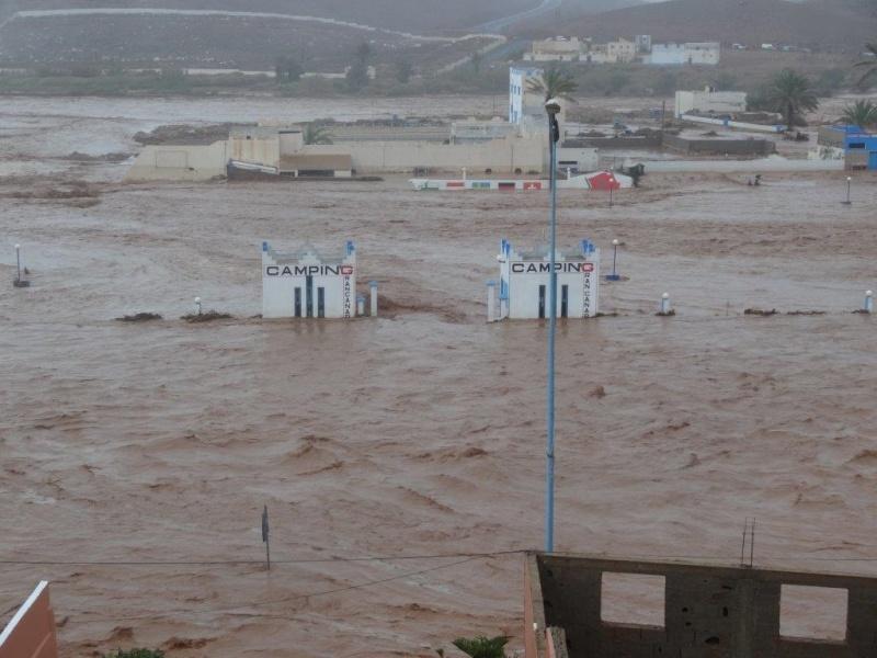 Nouvelles (12-2014) du Gran Canaria après les intempéries Dsc04410