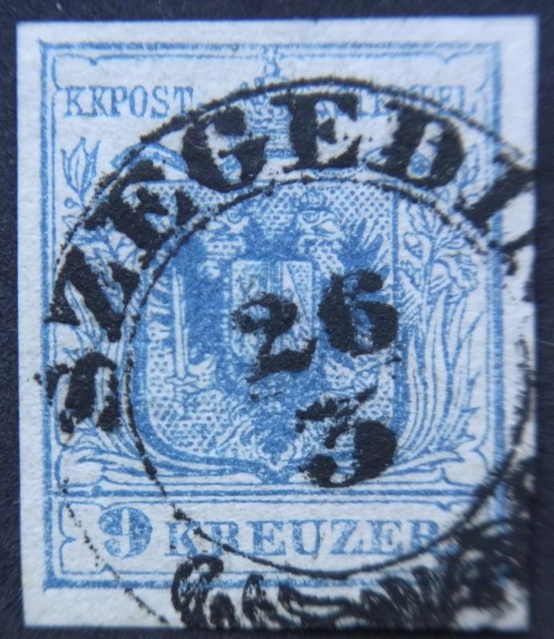 Die erste Österreichische Ausgabe 1850 - Seite 5 Ank5-m10