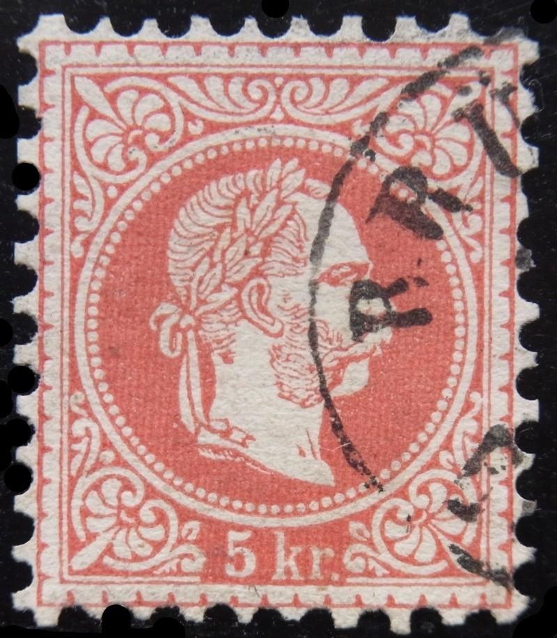 Freimarken-Ausgabe 1867 : Kopfbildnis Kaiser Franz Joseph I - Seite 7 Ank_3712