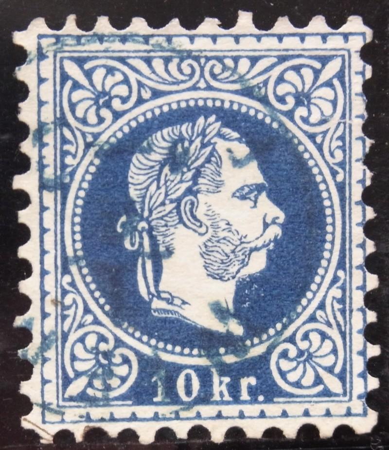 Freimarken-Ausgabe 1867 : Kopfbildnis Kaiser Franz Joseph I - Seite 7 Ank_3810