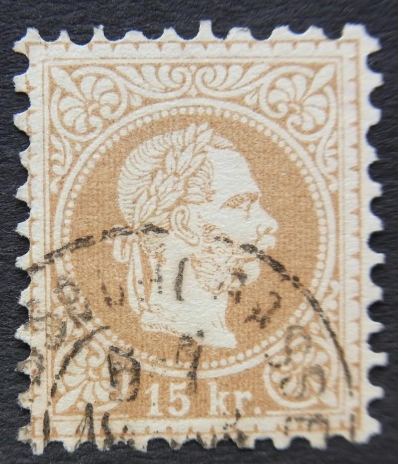 Freimarken-Ausgabe 1867 : Kopfbildnis Kaiser Franz Joseph I - Seite 7 Ank_3910