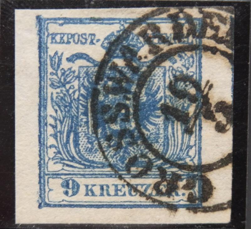 Die erste Österreichische Ausgabe 1850 - Seite 5 Rimg0013
