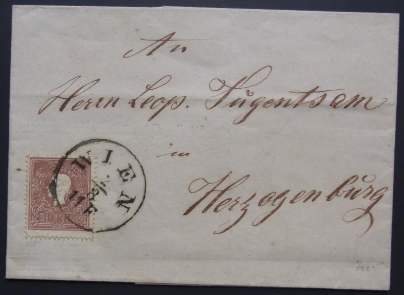 Die erste Österreichische Ausgabe 1850 - Seite 6 Rimg0017