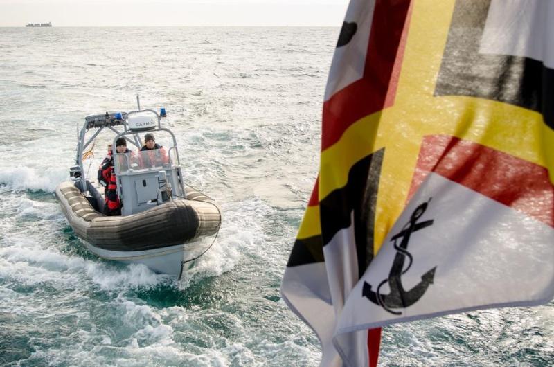 mission Garde-pêche du P 901 Castor Castor14