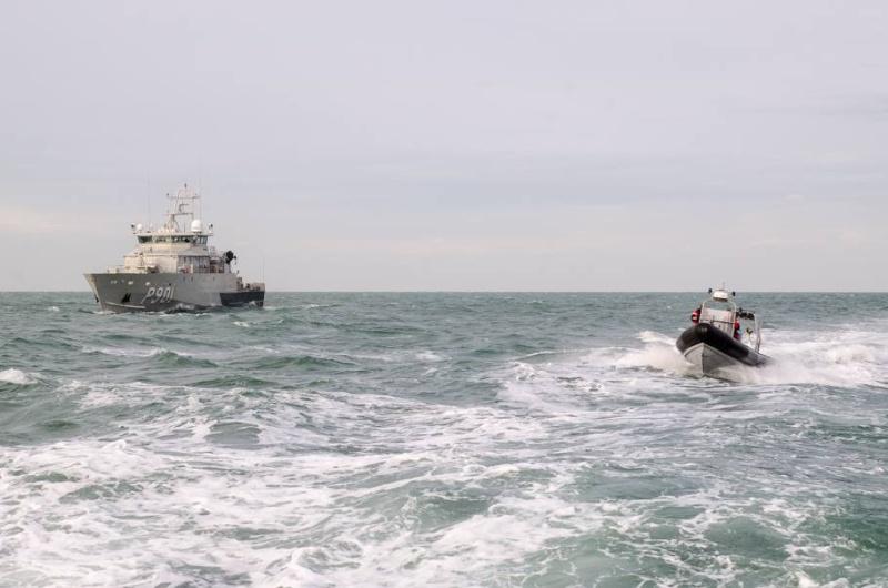 mission Garde-pêche du P 901 Castor Castor15