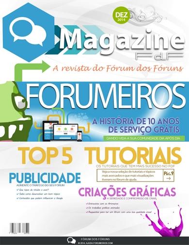 Magazine Fórum dos Fóruns: A linha do tempo de 10 anos Mag_2010