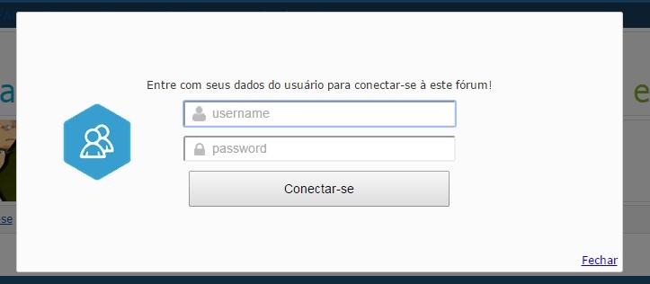 [TUTORIAL] Caixa de login ao clicar na barra de ferramentas Result12