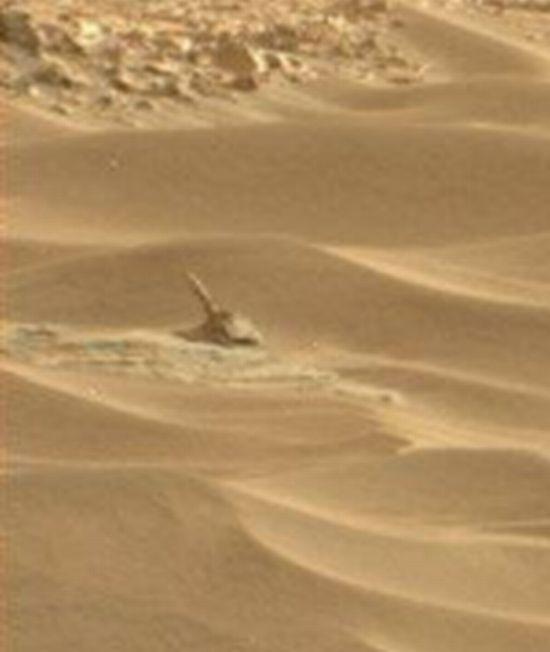 Marte : Misterio y Anomalías  Ob1110