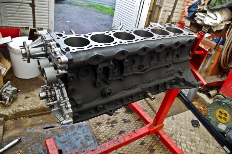 rebuild RB25DET / skyline R34 GTT Imgp3023