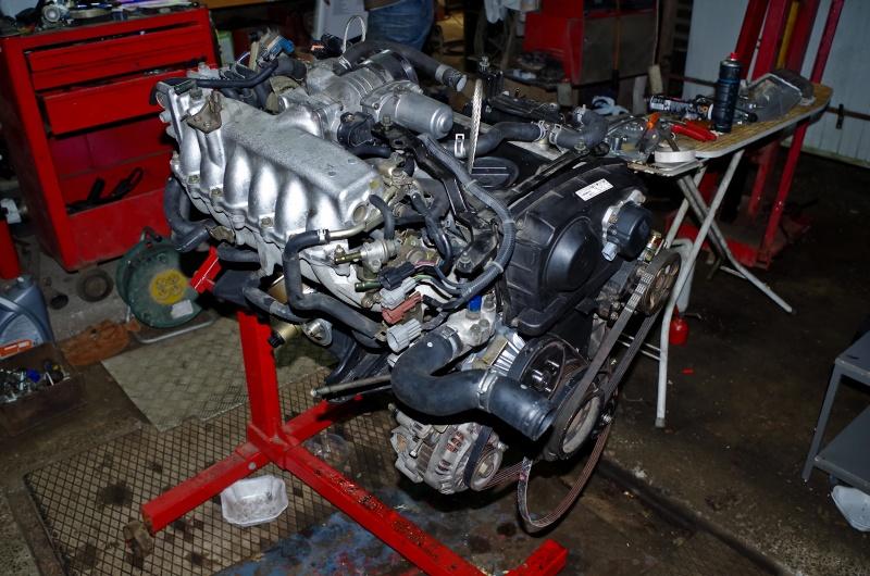 rebuild RB25DET / skyline R34 GTT Imgp3028
