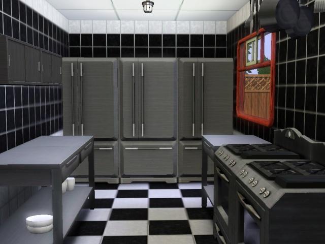 La cuisine du VieuxFranz Cuisin11
