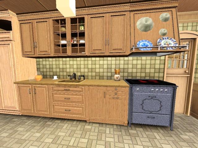 La cuisine du VieuxFranz Cuisin12