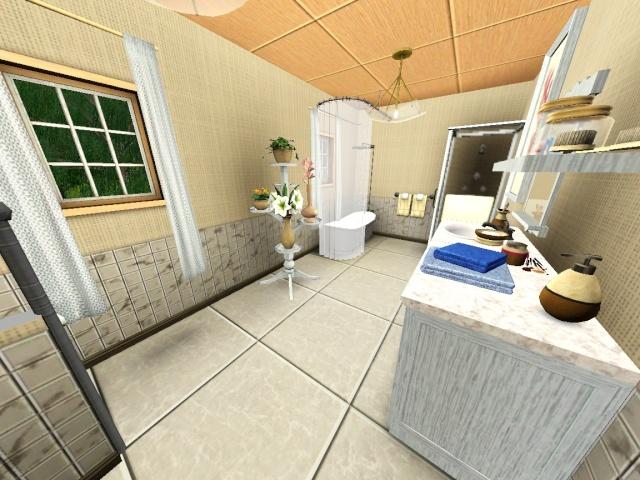La cuisine du VieuxFranz Sdb110