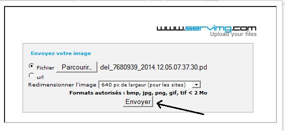Comment insérer une photo Sans_t13