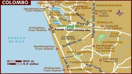 Sri Lanka's budding real estate industry aims to change Colombo's skyline Sri-la10