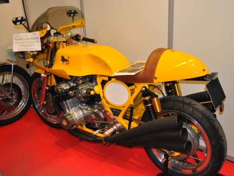 Salon moto légende 2014 Benell10
