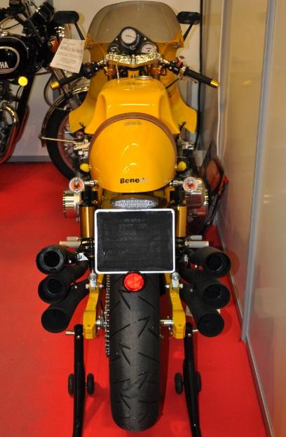 Salon moto légende 2014 Benell11