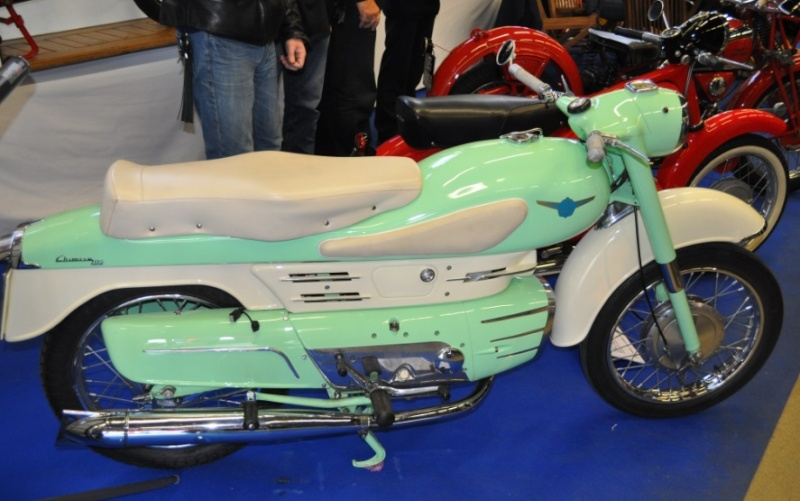 Salon moto légende 2014 Chimer10