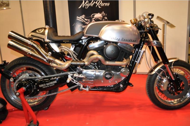 Salon moto légende 2014 Harley10