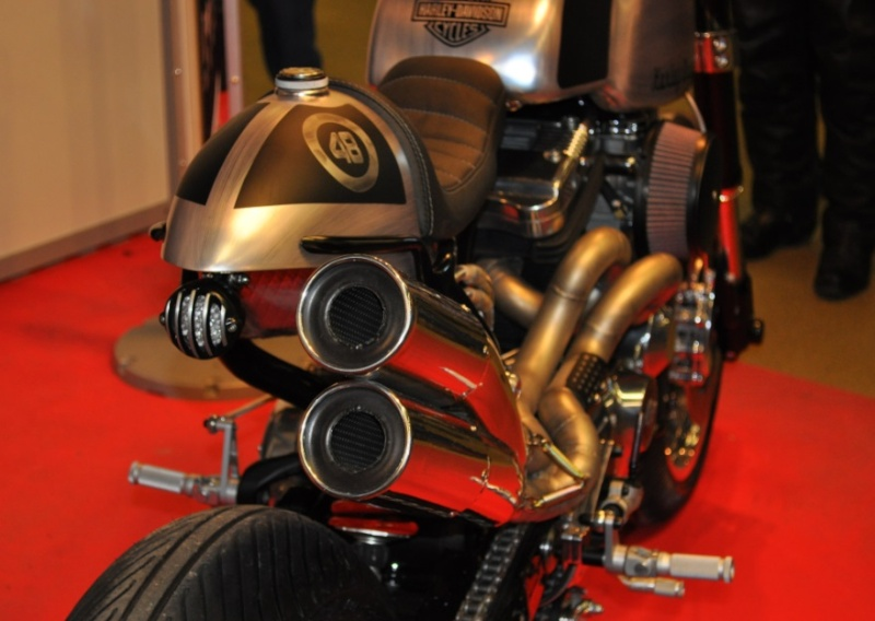 Salon moto légende 2014 Harley13