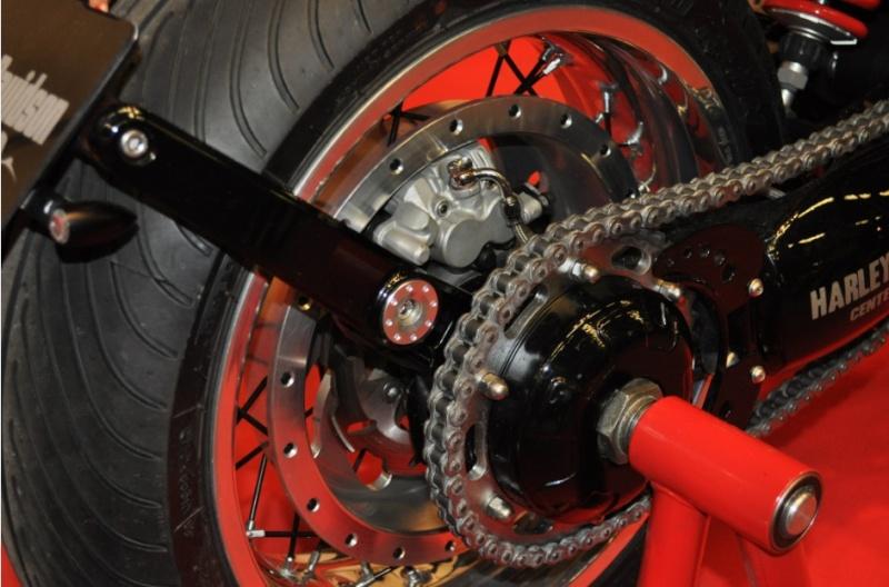 Salon moto légende 2014 Harley15