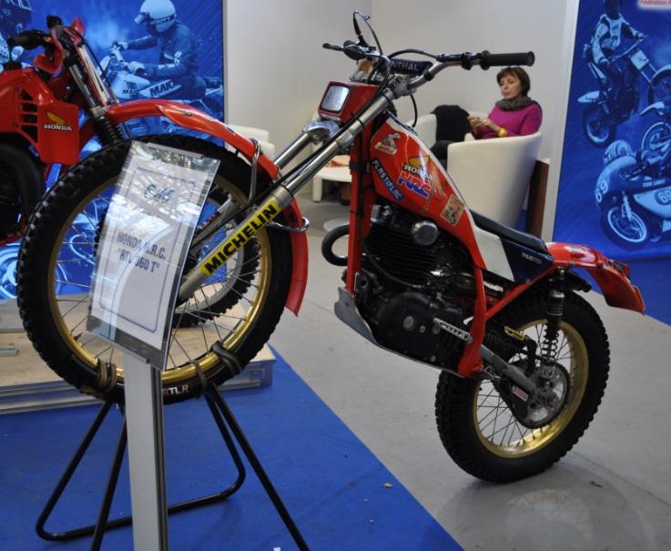 Salon moto légende 2014 Honda_11