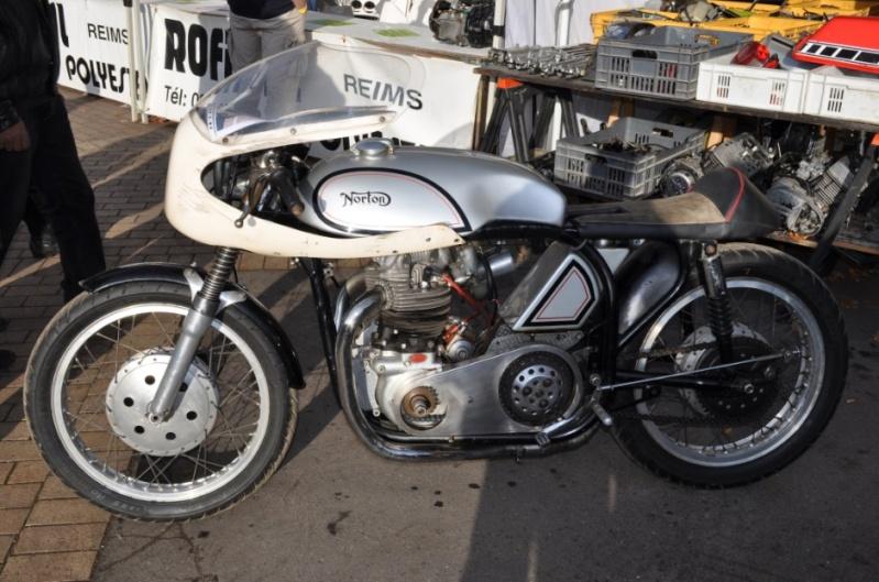 Salon moto légende 2014 Norton10