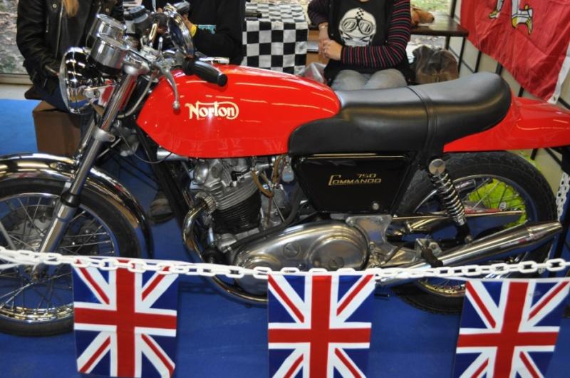 Salon moto légende 2014 Norton11