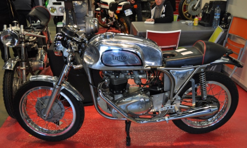 Salon moto légende 2014 Triton10